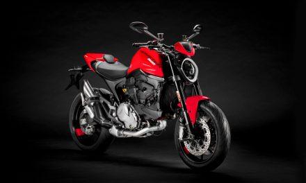 Ducati presenta la nueva Monster