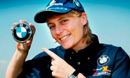 Jutta Kleinschmidt, fémina pionera en la modalidad Off Road