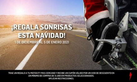Obtén descuentos en Motocity y has feliz a un niño en navidad
