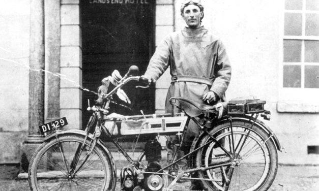 Siegfried Bettmann, el emprendedor que dio vida a Triumph Motorcycles