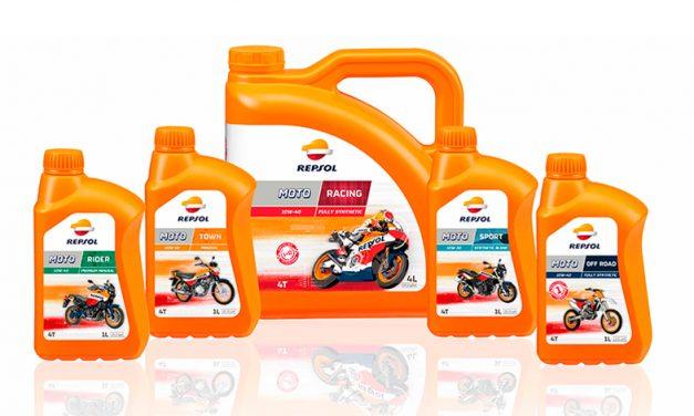 Lubricantes Repsol Moto, formulados a prueba de campeones