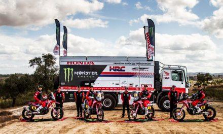 Honda anuncia sus planes en competencias de motociclismo para 2021