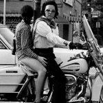 A subasta la Harley-Davidson FLH 1200 del Rey del Rock and Roll