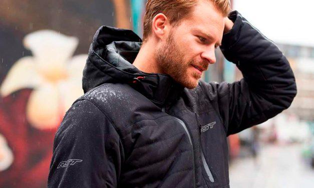 Estilo casual con protección y confort al rodar en tiempos de frío