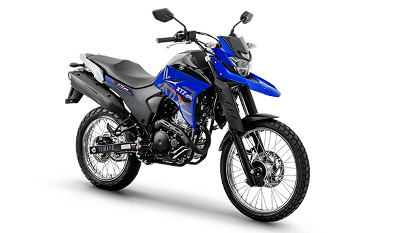 La nueva Yamaha XTZ250 Lander