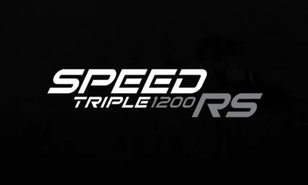 Confirmado, Triumph pronto presentará la nueva Speed Triple 1200 RS
