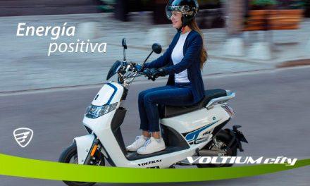 ITALIKA lanza al mercado la nueva motoneta eléctrica Voltium City