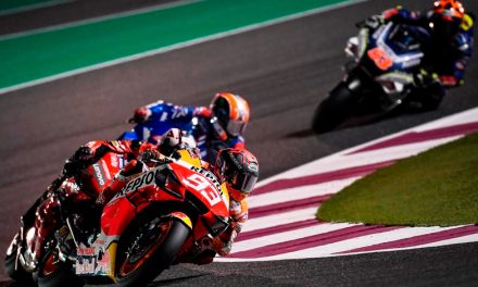 La pretemporada de MotoGP se disputará hasta marzo