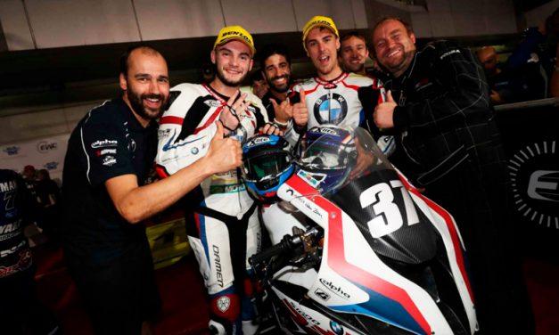 Reiterberger, Mikhalchik y Forés: fuerte trío BMW para la temporada 2021 en el FIM EWC