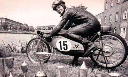 Jan de Vries, el primer holandés campeón del mundo