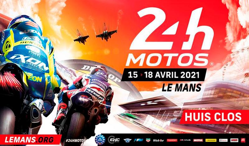 Las 24 horas de Le Mans se realizarán a puerta cerrada