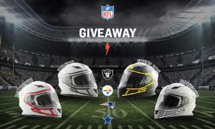 MOTOCITY te regala un casco de tu equipo favorito