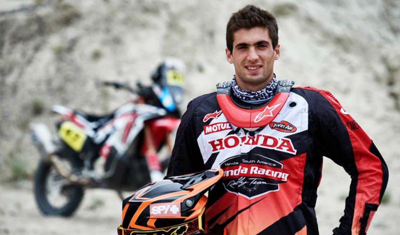 Kevin Benavides, el rey del Rally Dakar 2021