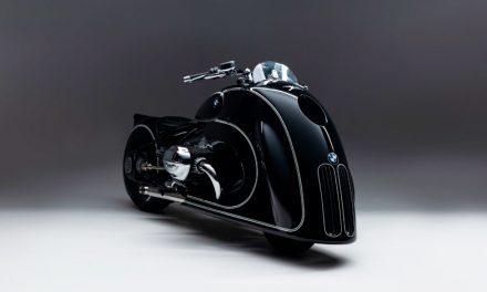 BMW Motorrad presenta la nueva motocicleta personalizada R 18