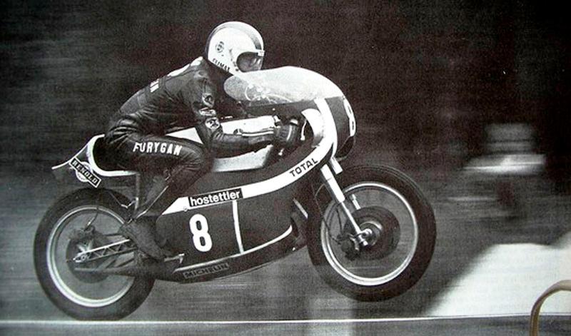 Víctor Palomo Juez, amante de la velocidad en todo su esplendor