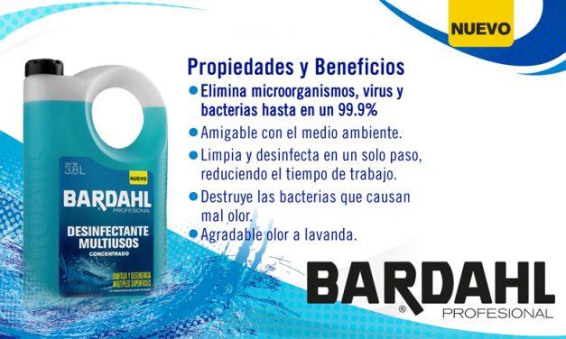 BARDAHL Desinfectante Multiusos Concentrado