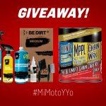 Gánate un kit de limpieza con Motocity