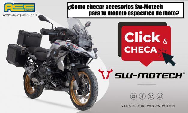 SW-MOTECH, pasión por las motocicletas