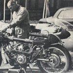 Moto Guzzi de ocho cilindros