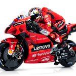 Presentado online el Ducati Lenovo Team 2021