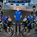 Yamaha presenta su equipo MotoGP  2021