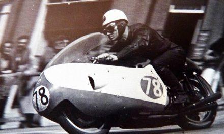 """""""Bob Mac"""", leyendas del MotoGP"""