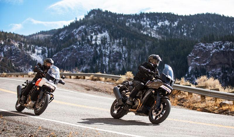 Revelación de la Harley-Davidson® Pan America™ Adventure Touring