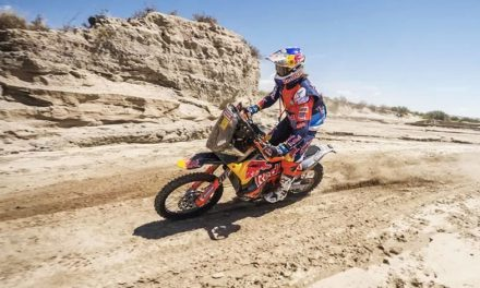 The beginning: Rally Dakar