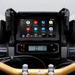 Honda llevará la integración de Android Auto a la Africa Twin