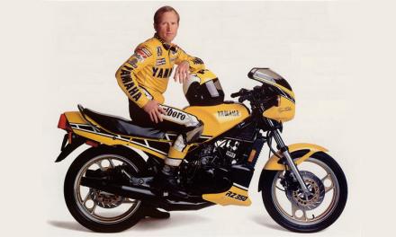Kenny Roberts, primera leyenda del MotoGP