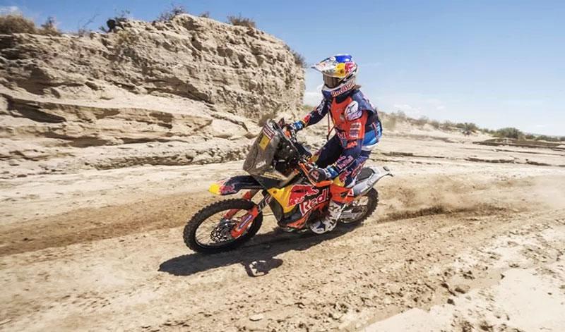 The beginning: Rally Dakar