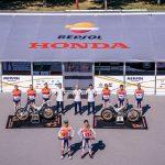 Honda y Repsol reanudan contrato en el equipo de trial por un año más