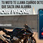 Sistema KOMOBI implementa alarma de seguridad para tu moto