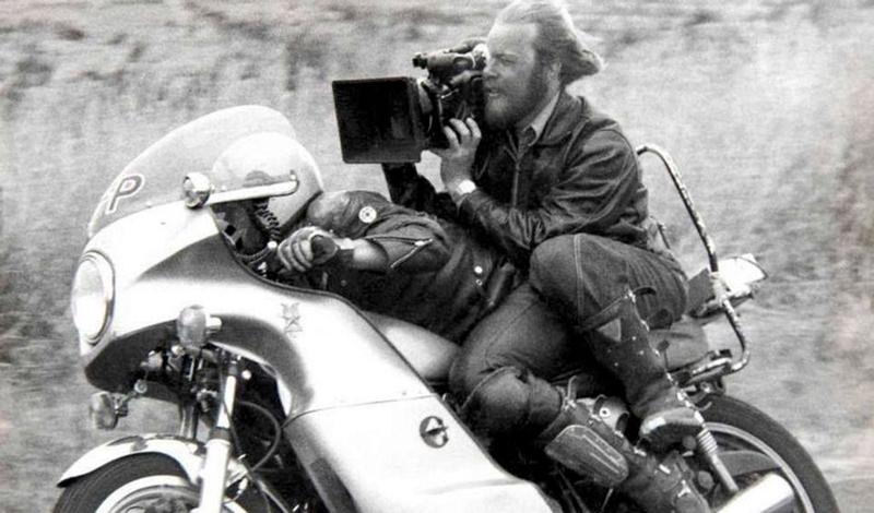 Mad Max (1979), nos hace recordar a la icónica Kawasaki KZ1000