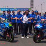 Suzuki Ecstar Team, Launch 2021