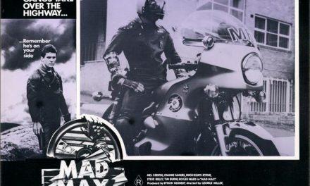 Recordamos a la icónica Kawasaki KZ1000 en Mad Max (1979)
