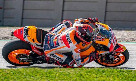 Marc Márquez no correrá en el GP de Qatar