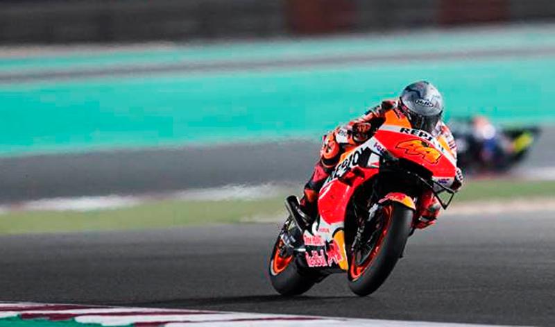 Repsol Honda Team listo para una nueva carrera