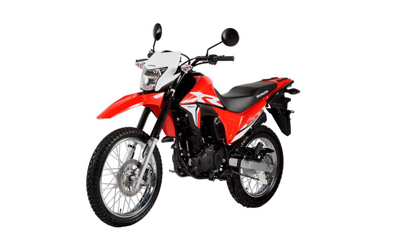 Honda XR 190L, la nueva motocicleta on-off fabricada para todos los caminos