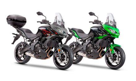 Nueva Kawasaki Versys 600