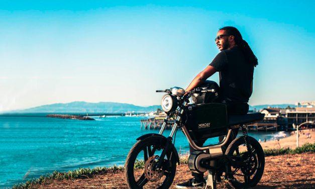 Las eléctricas se adueñan del lunes con  la Monday Motorbike Gen7