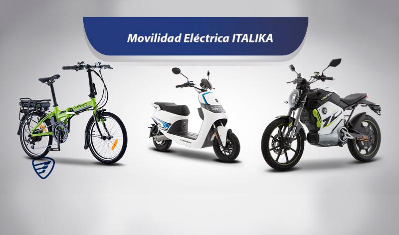 Movilidad eléctrica con ITALIKA