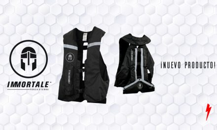 SECURITY VEST IMMORTALE, Próximamente disponible en MOTOCITY