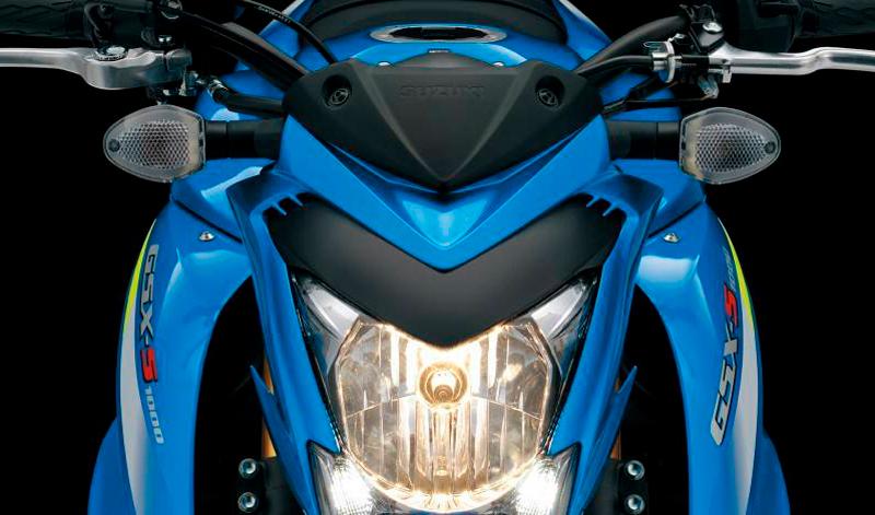 Teaser de Suzuki GSX S1000 2021