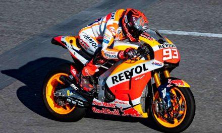 Marc Márquez regresa a MotoGP el siguiente fin de semana