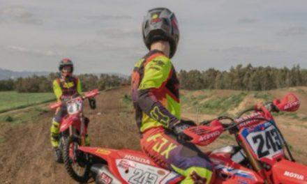 Honda y Mips realizan acuerdo de patrocinio  para el Campeonato Mundial de MXGP