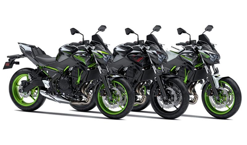 Kawasaki Z650 Sport