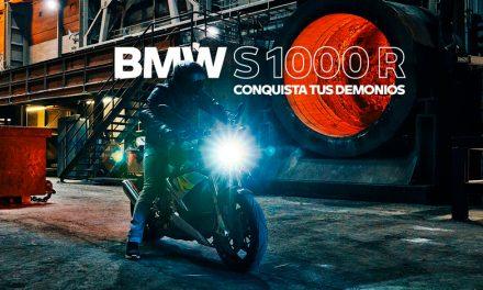 La BMW S 1000 R despierta tu lado más atrevido