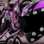 Casco SS1310 Spell Bound™ de Speed And Strength®