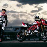 Ducati presenta un nuevo esquema de color para Hypermotard 950 SP